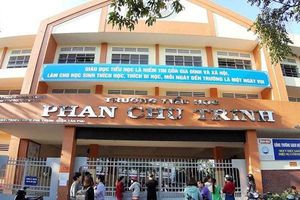 Vụ cô giáo đánh học sinh bị camera ghi hình: TP.HCM đề nghị UBND quận Tân Phú làm rõ