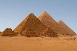 Bí ẩn gây sốc bên trong kim tự tháp nhiều lời nguyền