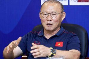 HLV Park Hang-seo phát biểu bất ngờ sau trận thắng Brunei 6-0