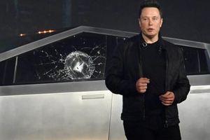 Không 'chống đạn', Cybertruck của Tesla vẫn nhận 187.000 đơn đặt trước