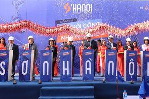 Sơn Hà Nội: Hướng tới trở thành doanh nghiệp sơn quốc nội hàng đầu