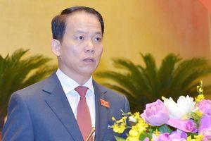 Ông Hoàng Thanh Tùng 'ngồi ghế' Chủ nhiệm Ủy ban Pháp luật của Quốc hội