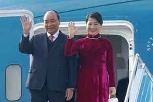 Thủ tướng Nguyễn Xuân Phúc dự Hội nghị cấp cao ASEAN - Hàn Quốc