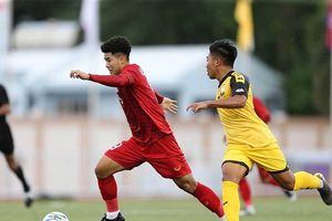 Việt Nam - Brunei (6-0): Thắng dễ hơn đá tập!