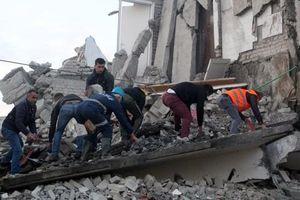 Động đất mạnh tại Albani, ít nhất 6 người thiệt mạng