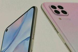 Lộ ảnh điện thoại Huawei giống cả iPhone lẫn Samsung