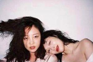 Nữ nghệ sĩ bị chỉ trích vì đăng ảnh Sulli và Goo Hara