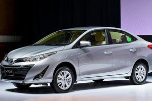 Toyota Vios, Honda City giảm 30 triệu, Hyundai Accent giữ giá