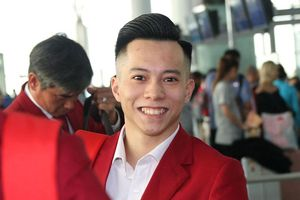 VĐV Lê Thanh Tùng: 'Mì tôm là thứ không thể thiếu trong túi đồ tôi mang đi SEA Games 30'
