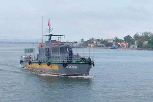 Một ngư dân Quảng Nam mất tích trên biển