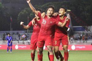 Đương kim vô địch Thái Lan gục ngã, sân cỏ SEA Games rúng động