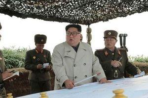 Triều Tiên tập trận pháo binh gần biên giới Hàn Quốc