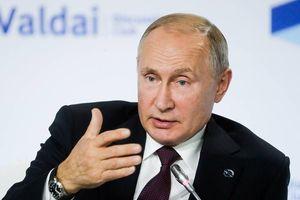 Tổng thống Putin đánh giá mối quan hệ Nga - Trung ở 'mức độ cao chưa từng thấy'