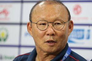 Lý do khiến HLV Park Hang-seo chưa hài lòng dù thắng đậm Brunei