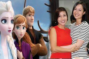 Con gái Mỹ Linh làm nhạc cho Frozen 2 - phim hoạt hình ăn khách nhất thời đại