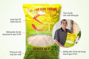 Gạo ngon nhất thế giới 'cháy hàng', thị trường xuất hiện gạo giả giá cao