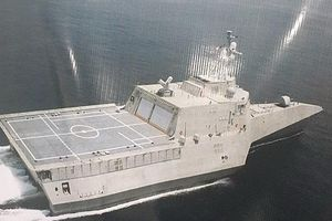 Iran lên kế hoạch đóng tàu khu trục khổng lồ