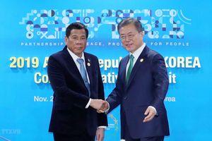 Hàn Quốc tăng cường hợp tác quốc phòng với Philippines và Singapore