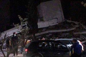 Albania rung chuyển sau trận động đất mạnh nhất trong nhiều thập kỷ