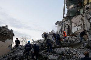 Động đất tại Albania: 3 người chết và hơn 140 người bị thương