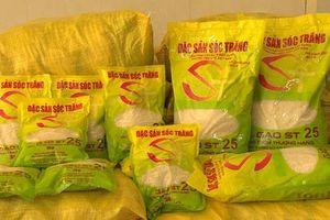 TP.HCM: Gạo ST25 ngon nhất thế giới liên tục cháy hàng