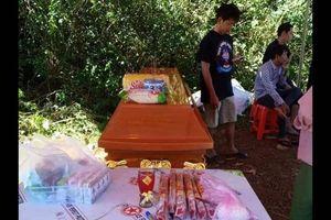 Giết vợ đang mang thai, dìm xuống hồ nước phi tang ở Đắk Nông