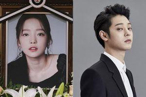 SỐC: Goo Hara chính là người làm rõ vụ scandal phòng chat của Jung Joon Young và những người bạn!