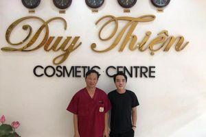Võ Duy Thiện - Bác sĩ thẩm mỹ đầu tiên của Việt Nam được vinh danh trên trường quốc tế
