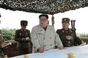 Hàn Quốc phản đối vụ diễn tập bắn pháo của Triều Tiên