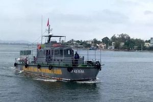 Huy động 30 tàu tìm kiếm ngư dân mất tích trên vùng biển Cù Lao Chàm