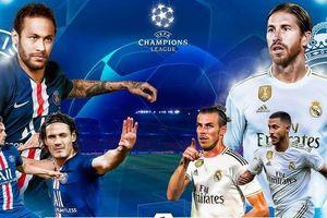 Đội hình dự kiến Real Madrid - PSG: Gareth Bale đối đầu Neymar