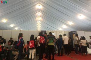 Chủ nhà SEA Games 30 Philippines tổ chức kém, tất cả đều 'việt vị'