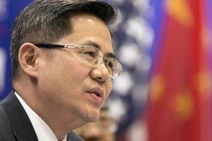 Trung Quốc triệu đại sứ Mỹ phản đối dự luật Hong Kong, cảnh báo 'hậu quả'