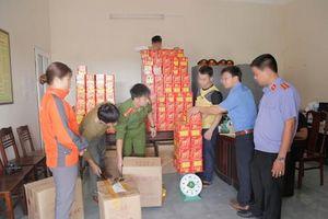 Hà Tĩnh: Khởi tố đối tượng buôn bán nửa tấn pháo nổ