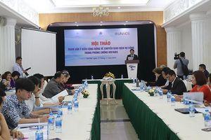 Việt Nam kiểm soát dịch AIDS dưới 0,3% trong 10 năm liên tục