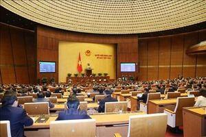 Quốc hội thông qua Nghị quyết thí điểm tổ chức mô hình chính quyền đô thị tại TP Hà Nội
