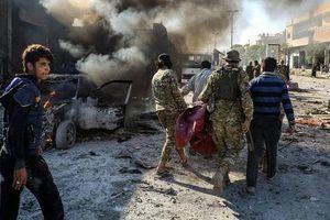 Loạt vụ nổ rung chuyển Syria, hàng chục người thương vong