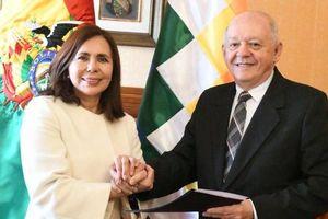 11 năm sau khủng hoảng, Chính phủ tạm quyền Bolivia có động thái mới với Mỹ