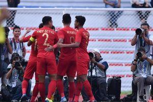 Bóng đá Thái Lan khởi đầu thất vọng