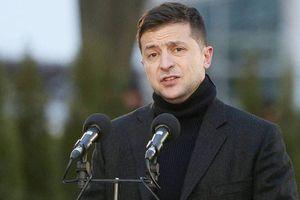 Tổng thống Ukraine bất ngờ lên tiếng về quan hệ với Nga