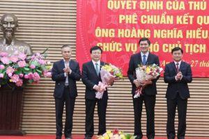 Thủ tướng phê chuẩn hai Phó Chủ tịch UBND tỉnh Nghệ An