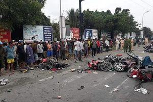 Long An: Xét xử tài xế container gây tai nạn làm 4 người chết, 25 người bị thương