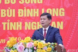 Công bố quyết định của Thủ tướng phê chuẩn kết quả bầu 2 Phó Chủ tịch UBND tỉnh Nghệ An