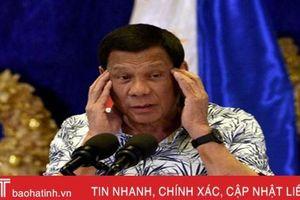 Tổng thống Duterte nổi giận về cách Philippines tổ chức SEA Games