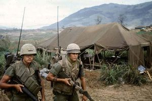 Lính Mỹ mang điện đài và nỗi ám ảnh ở chiến trường Việt Nam