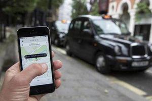 Uber đứng trước nguy cơ bị xóa sổ tại London