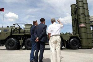 Thổ Nhĩ Kỳ cho tên lửa S-400 thử chống lại máy bay F-16 do Mỹ sản xuất