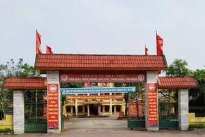 Hàng loạt lãnh đạo xã, huyện ở Hà Tĩnh bị xem xét kỷ luật