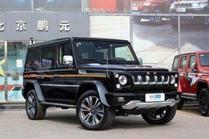 BAIC BJ80 - SUV Trung Quốc nhái xe Mercedes