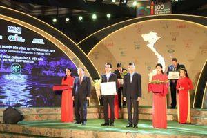 C.P. Việt Nam lọt Top doanh nghiệp phát triển bền vững